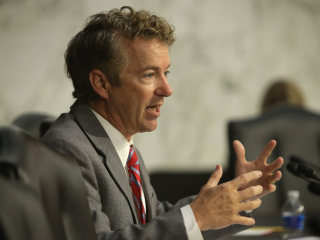 Rand Paul: 'We Need to Stay the Heck Out of Their Civil War'