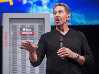 Oracle's Ellison Stepping Down as CEO; Replaced by Two Execs