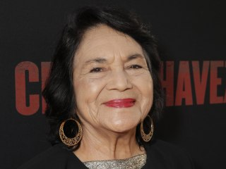 Farmworkers Activist Dolores Huerta Will Be Focus of Smithsonian Exhibit