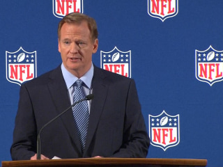 NFL Chief Roger Goodell After Scandals: 'Now, I Will Get It Right'