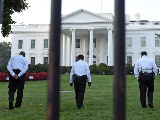 Man Arrested After Another Security Breach at White House