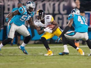 Watch Sunday Night Football: Steelers vs. Panthers