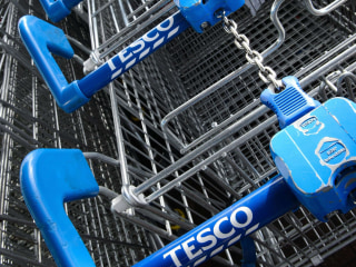 Retail Giant Tesco Overstated Its Profits by $408 Million
