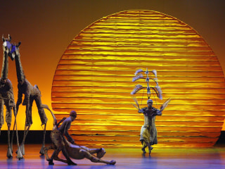 'Lion King' Musical Lands All-Time Box-Office Record