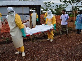 Ebola Death Rate 70 Percent, WHO Says in Dire New Forecast