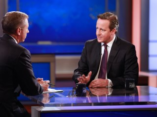 Britain's David Cameron on ISIS: 'These People Want to Kill Us'