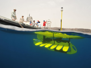 Robots Could One Day Patrol the Seas for Enemy Subs and Drug Runners