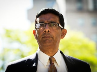 Dinesh D'Souza, Conservative Firebrand, Set to Debut Anti-Clinton Film