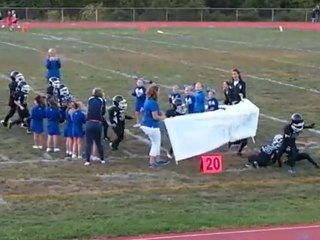 Mighty Mites Win Game, Lose to Banner in Most Adorable Way