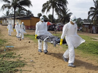 'A Disease That Comes to Kill': Fear Hinders Ebola Efforts in Africa