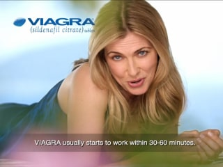 New Viagra Ad is First to Star Only a Woman
