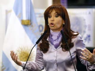 Argentina Slams U.S. Judge After Contempt Decision