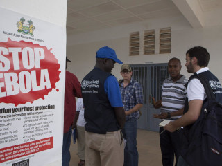 Shares of Companies Testing Ebola Vaccine Rise