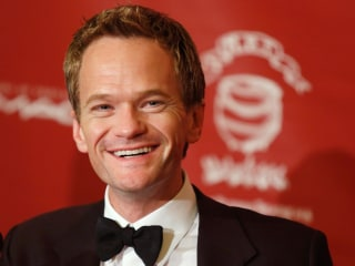 Neil Patrick Harris Dishes on &