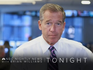 Join Brian Williams for Upcoming Facebook Q&A