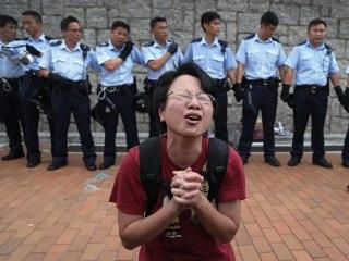 Hong Kong's Albert Ho: I Will Take A Bullet For Democracy