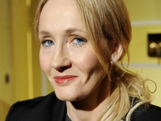 J.K. Rowling, First Billionaire Author, Adds to Empire As She Turns 50