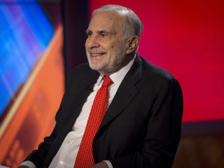 Investor Carl Icahn Says He's Dumped His Shares of Apple