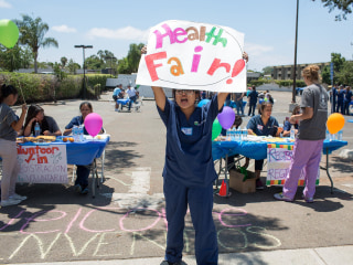 Pathway to a Paycheck: San Diego Program Trains High Schoolers for Health Jobs