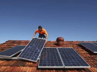 Solar Power Customers In It To Save Money And Mother Nature