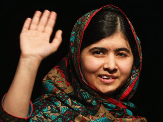 Peace Prize Winner Malala Yousafzai to Obama: Stop Arming the World