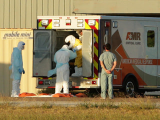 Ebola in America: The State of the Virus in the U.S.