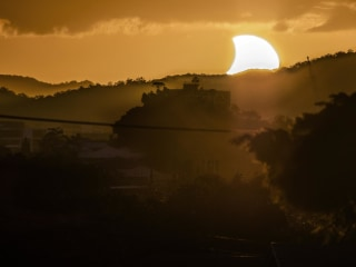 Partial Solar Eclipse Will Darken Your Thursday