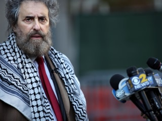 Terror Suspects' Lawyer Stanley Cohen Rants Before Prison Sentence