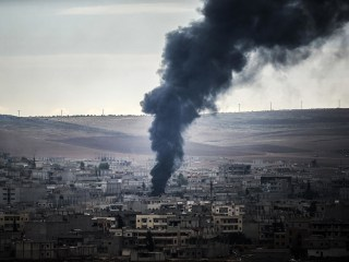 Battle for Kobani: Turkey Clears Way for Kurdish 'Peshmerga' Fighters