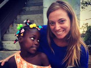 American Fights For Liberia's Orphans Despite Her Own Ebola Scare