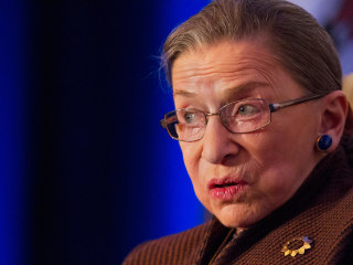 Ruth Bader Ginsburg Wants to See Nine Women on Supreme Court