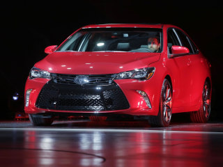 Toyota Is Giving the 'Plain Vanilla' Camry a Makeover