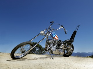 'Easy Rider' Chopper Sells for Almost $1.4 Million