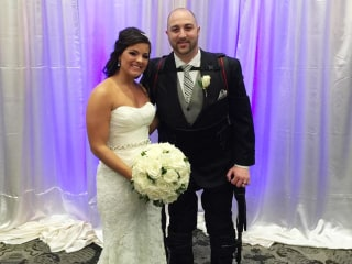 Watch This Paralyzed Groom Walk Down the Aisle to Meet his Bride