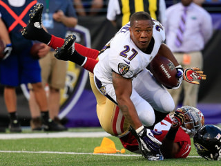 Goodell, Two Ravens Executives Will Testify in Ray Rice Appeal