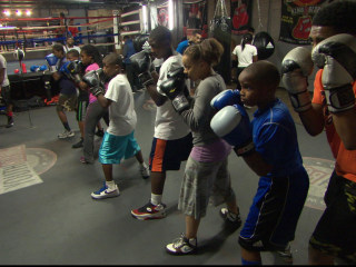 A Good Fight: Detroit Boxing Gym Gets Kids Off the Streets