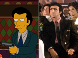 'Goodfellas' Actor Claims 'Simpsons' Stole His Likeness in Lawsuit