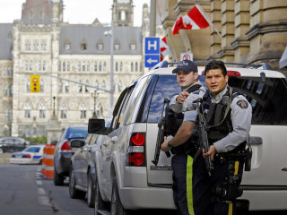 Ottawa Chaos: Soldier Killed in Canadian Capital Shooting
