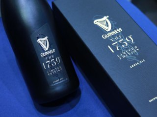 Guinness to Tap the Luxury Beer Market