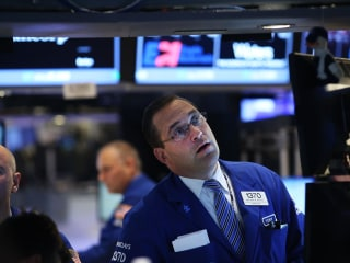 Dow Surges 200-Plus Points Despite New Ebola Scare