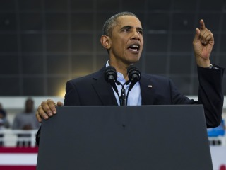 Obama: Georgia Key to Democrats Retaining Senate