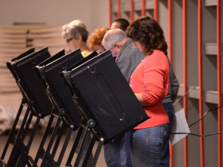 Courts Fight Midterm Voting Battle