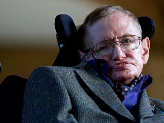 Ask Stephen Hawking Anything in His First Reddit AMA