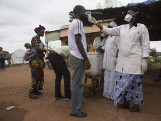 Mali's First Ebola Patient, Two-Year-Old Girl, Dies