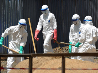 Liberia's Ebola-Free, But Not Out of The Woods Yet