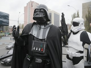 Annotate The News: Darth Vader Runs for Parliament