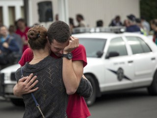 Father of Marysville School Shooting Suspect Charged With Gun Buy