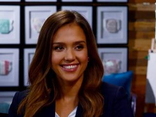 Jessica Alba Talks Honest Company Success