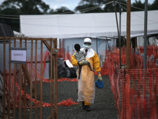 'We're all in Trouble' If Ebola Outbreak in Africa Goes Unchecked