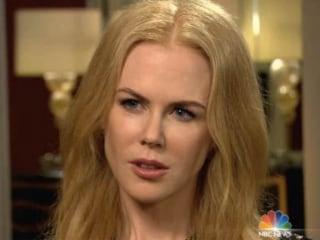 Nicole Kidman Talks Faith, Loss and Family